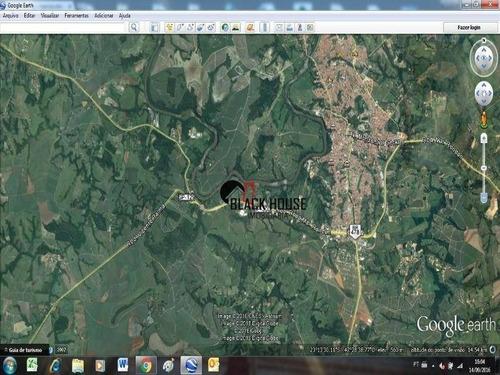 Área À Venda, 123000 M² Por R$ 16.000.000,00 - Distrito Industrial - Porto Feliz/sp - Ar0036