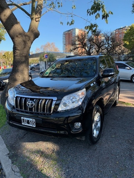 Toyota Land Cruiser Prado 4.0 Txl Unica Impecable