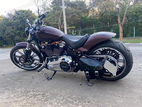 Harley Davidson Breakout 114 Custom 2 Dono Impecável