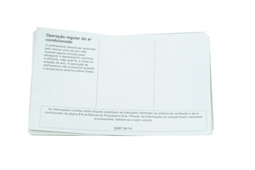 Manual Operação Onix/prisma Gm 98550546