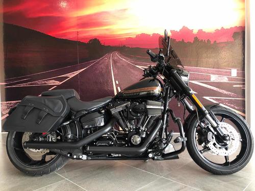 Imagen 1 de 9 de Harley-davidson Cvo Pro Street Break