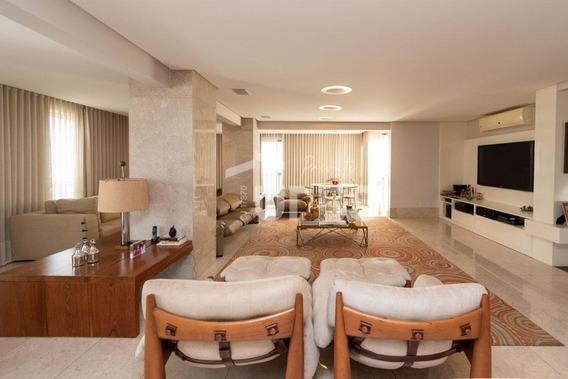 Apartamento Com 3 Quartos À Venda, 314 M² Por R$ 2.300.000 - Setor Nova Suiça - Goiânia/go - Ap3006