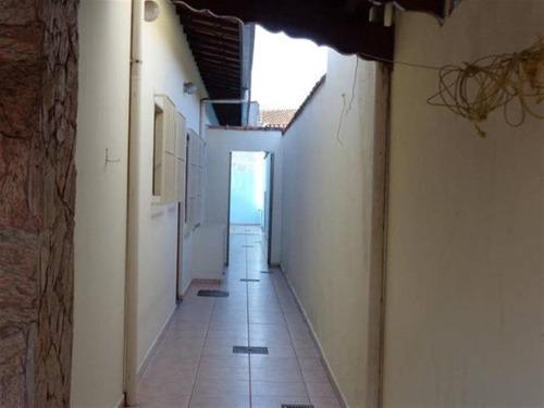 Casa De Condominio Com 2 Dorms, Guilhermina, Praia Grande - R$ 300 Mil, Cod: 1142 - Rno1142