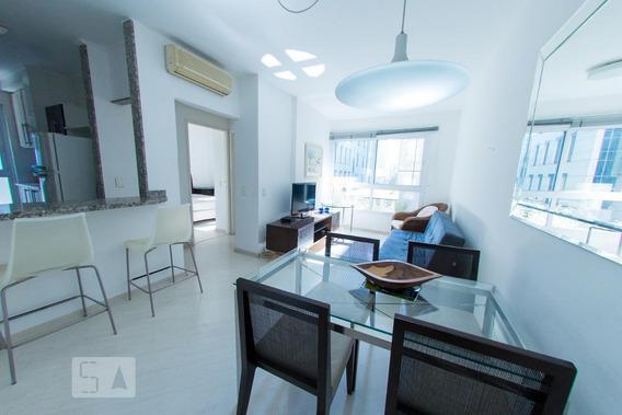 Apartamento Para Aluguel - Jardim Paulista, 1 Quarto, 48 - 893118698