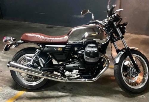 Moto Guzzi V7lll V7 Lll Anniversario