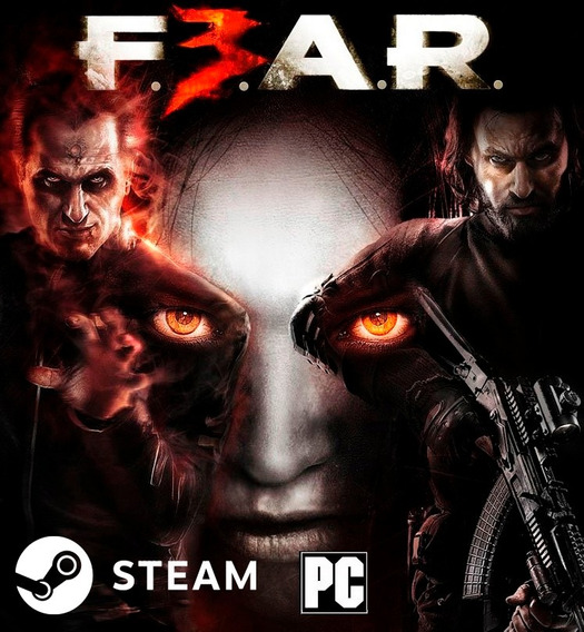 F.e.a.r. 3 [original] - Chave Ativação Steam