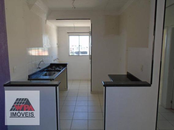 Apartamento Residencial Para Locação, Jardim Brasil, Americana - Ap1564. - Ap1564
