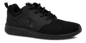 Tenis Dc Shoes Midway Sn Preto