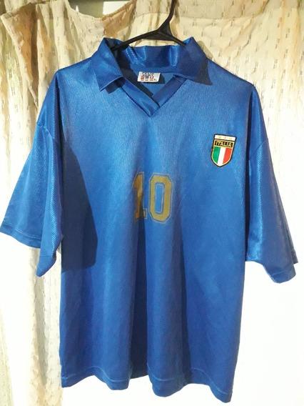 Camiseta Italia Totti Felix Sports Antigua