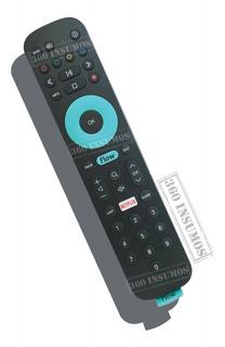 Control Remoto Flow Netflix Cablevision Original Con Pilas