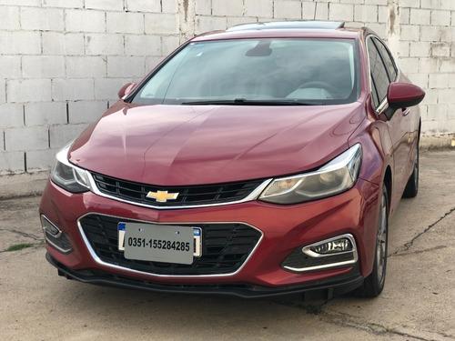 Chevrolet Cruze Ltz 1.4 2017 *financio* Recibo Menor*