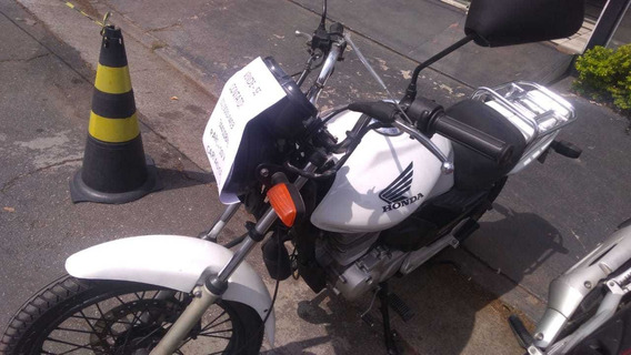 Vendo Cargo 2009 Branca, Moto De Locadora Em Ótimo Estado.