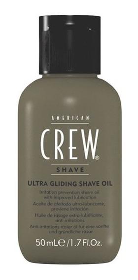 Aceite Afeitar American Crew Ultra Gliding Shave 50ml