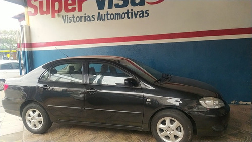 Imagem 1 de 11 de Toyota Corolla 2007 1.8 16v Se-g Aut. 4p