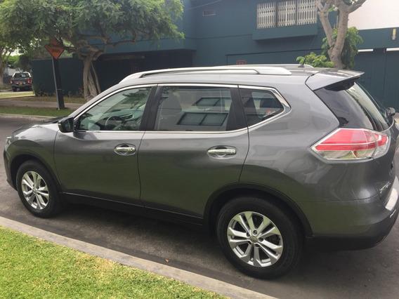 Nissan Xtrail 2015 Oferta Como Nueva