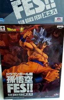 Banpresto Dragon Ball Son Goku Fes Ultra Instinct Original