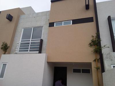 Casa Nueva En Renta-las Misiones Ii-parque Toluca 200