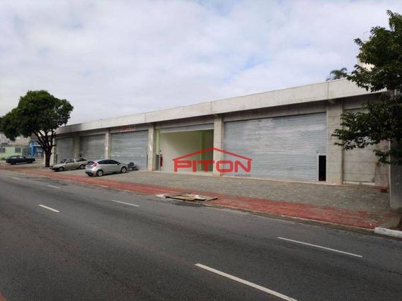 Loja Para Alugar, 168 M² Por R$ 4.000,00/mês - Vila Ré - São Paulo/sp - Lo0004