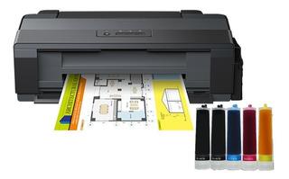 Impresora Epson L1300 Ecosolvente A3+ Vinilos Calcomanias