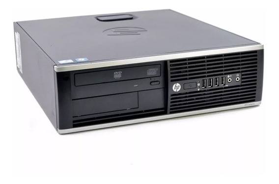 Pc Cpu Hp Elitedesk Core I7 3.4 Hd 500 Gb 8gb Ram 7 Pro