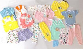 Roupa Para Bebê Kit 20 Peças - Feminino- Imperdível!