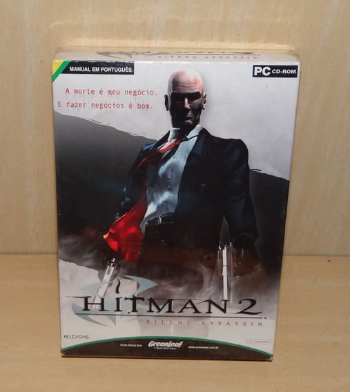 Hitman 2 - Silent Assassin - Lacrado - Pc