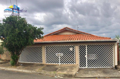 Casa Venda Jardim Carmem Cristina Hortolandia Sp - Ca0868