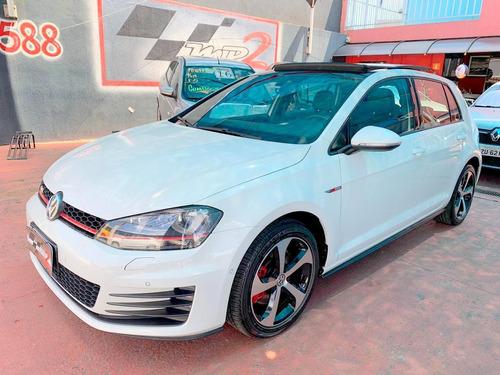Volkswagen Golf Gti 2.0 Tsi - Top De Linha Com Pacote Premiu