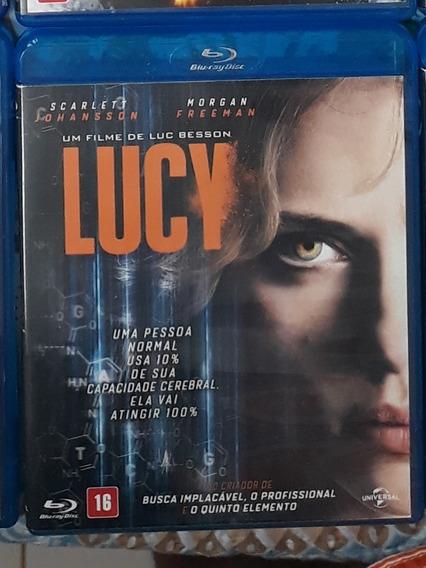 Bluray Lucy Semi Novo