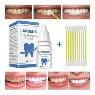 Blanqueador Dental Lanbena Quita Manchas