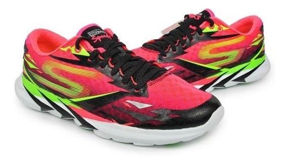 Tênis Skechers Go Meb Speed 3 - Corrida, Caminhada, Fitness!