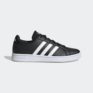 Tenis adidas 03/2020 Grand Court Base Ee7482 Preto/bco
