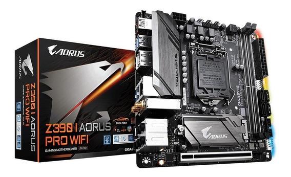Motherboard Gigabyte Z390 I Aorus Pro Wifi 1151