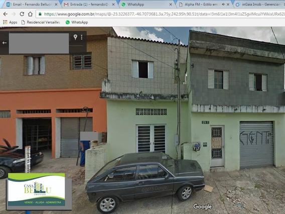 Casa Residencial À Venda, Parque Vitória, Franco Da Rocha. - Ca0040