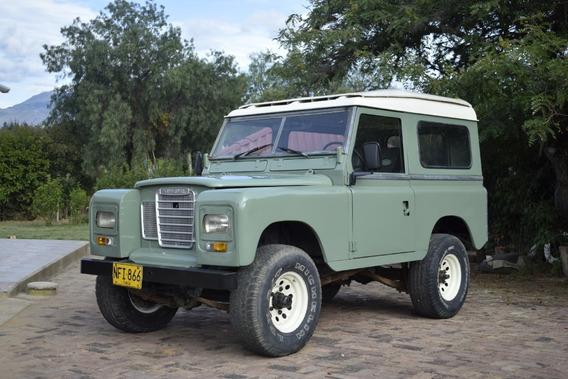 Land Rover Santana Cabinado 1982