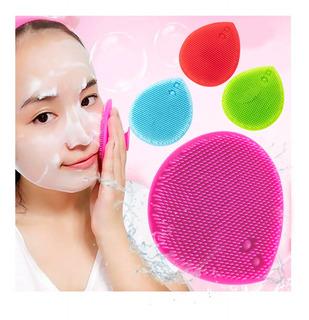 Limpiador Facial Cepillo Para Rostro Exfoliante