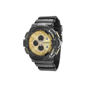 Relógio Speedo Masculino Quartz Preto 65075g0evnp3