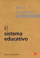 Imagen 1 de 1 de El Sistema Educativo, Pasta Rústica