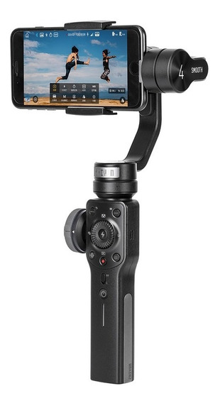Zhiyun Smooth 4 Estabilizador Gimbal Para Smartphone