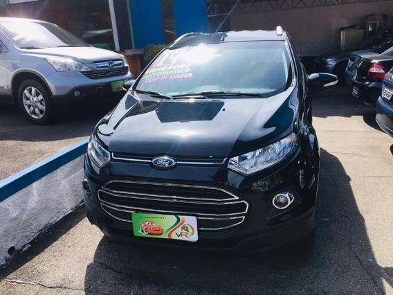 Ford Ecosport Titanium 2.0 At