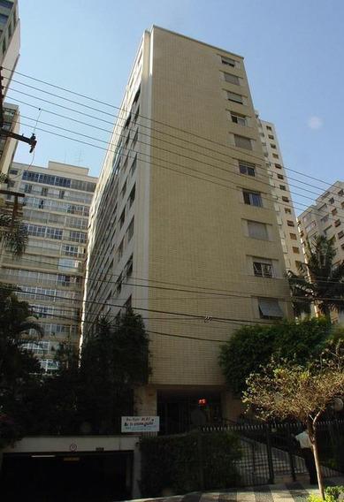 Apartamento No Último Andar Próximo Ao Clube Pinheiros