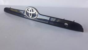 Aplique Traseiro Da Tampa Toyota Corolla 2003 Á 2008