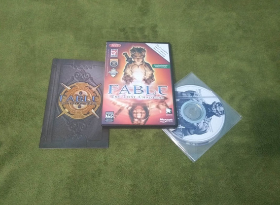 Fable: Lost Chapters - Pc Raríssimo
