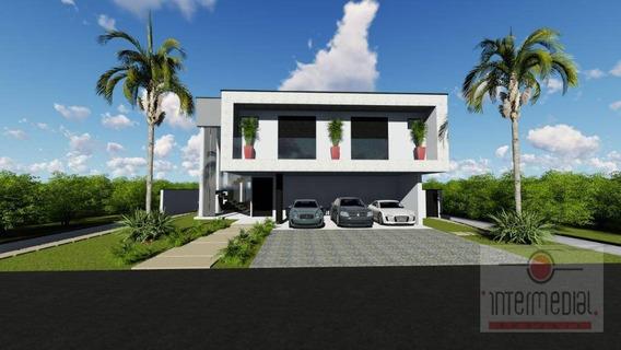 Casa Com 5 Dormitórios À Venda, 530 M² Por R$ 2.500.000 - Castelo Branco - Sorocaba/sp - Ca2051
