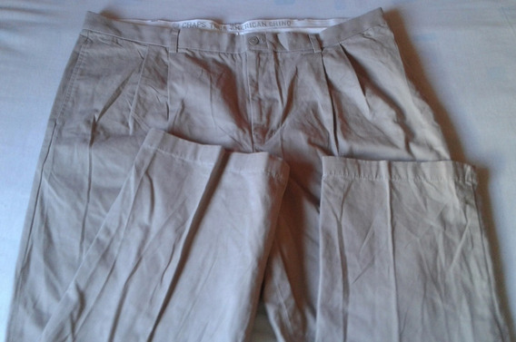 Pantalon Chaps 42x30 Largo 107 Cm Ancho 54 Cadera 65 Cm