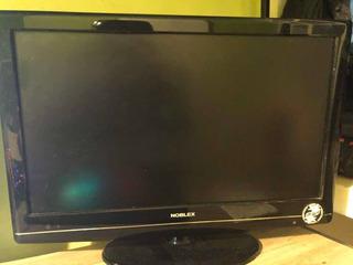 Televisor Noblex (21 Pulgadas) -led-entradas: Hdmi/vga