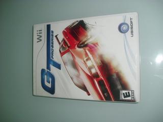 Juego Nintendo Wii Original Gt Proseries Wii