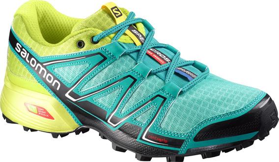 Zapatillas Mujer Salomon - Speedcross Vario - Trail Running