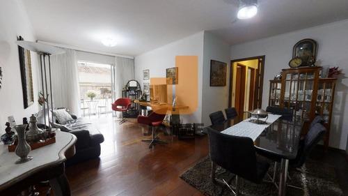 Apartamento Padrão Com 3 Dormitórios Sendo 1 Suite E 1 Vaga. - Pe8703