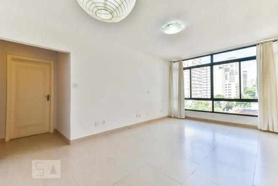 Apartamento No 3º Andar Com 2 Dormitórios E 1 Garagem - Id: 892989731 - 289731